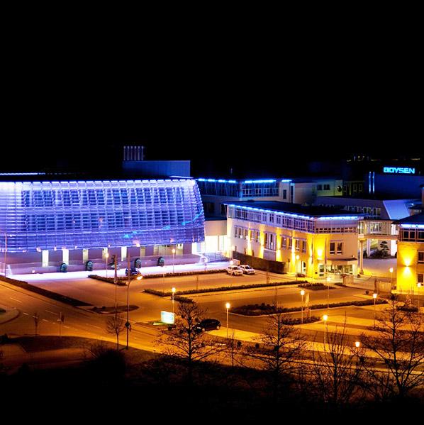 BOYSEN Firmensitz Altensteig