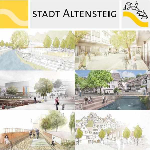 Stadtentwickungsprozess -  Altensteig 2025