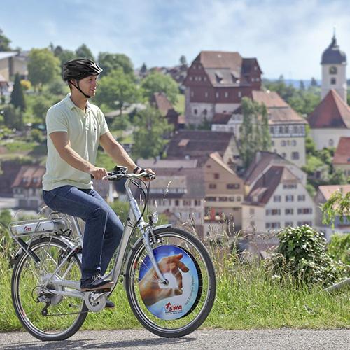 E-Bike in Altensteig