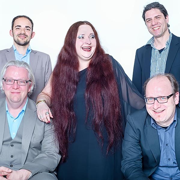 Anne Czichowsky Quintett