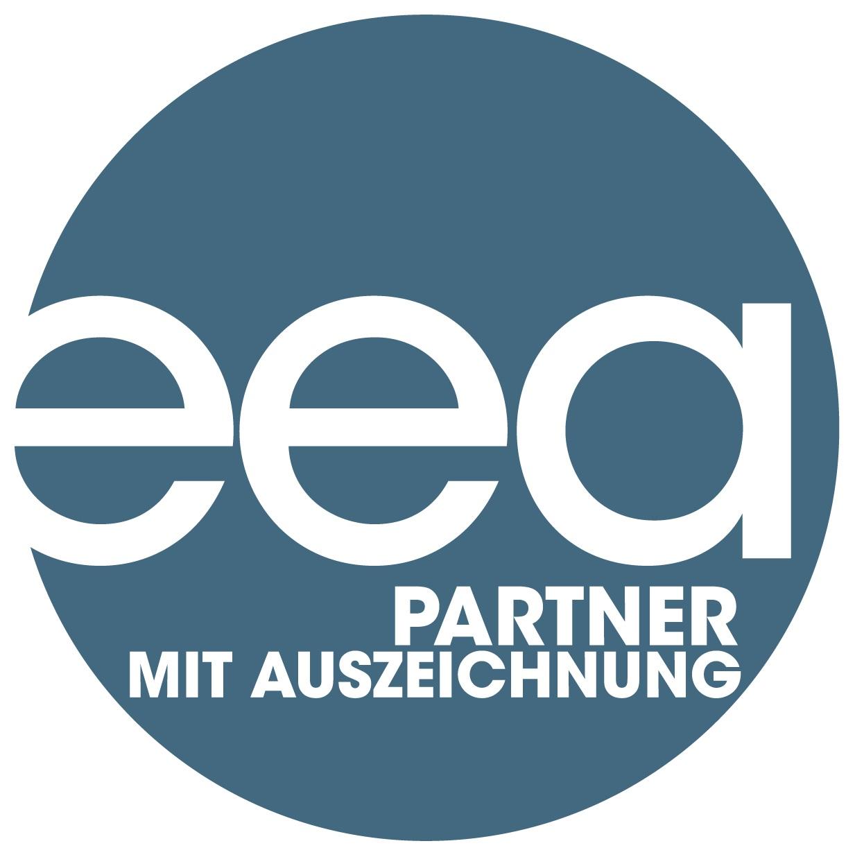eea Logo Partner mit Auszeichnung
