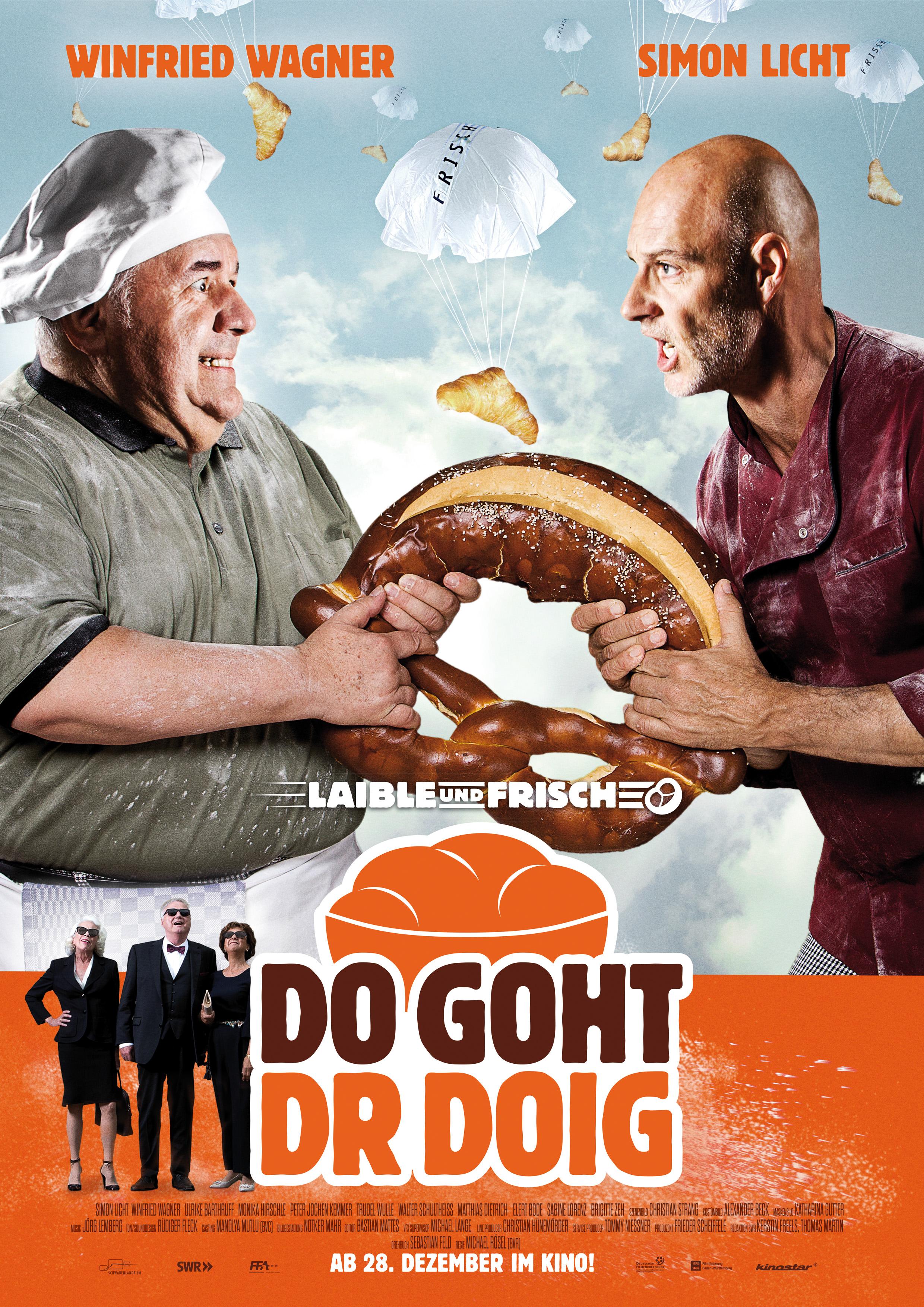 Plakat DO GOHT DR DOIG