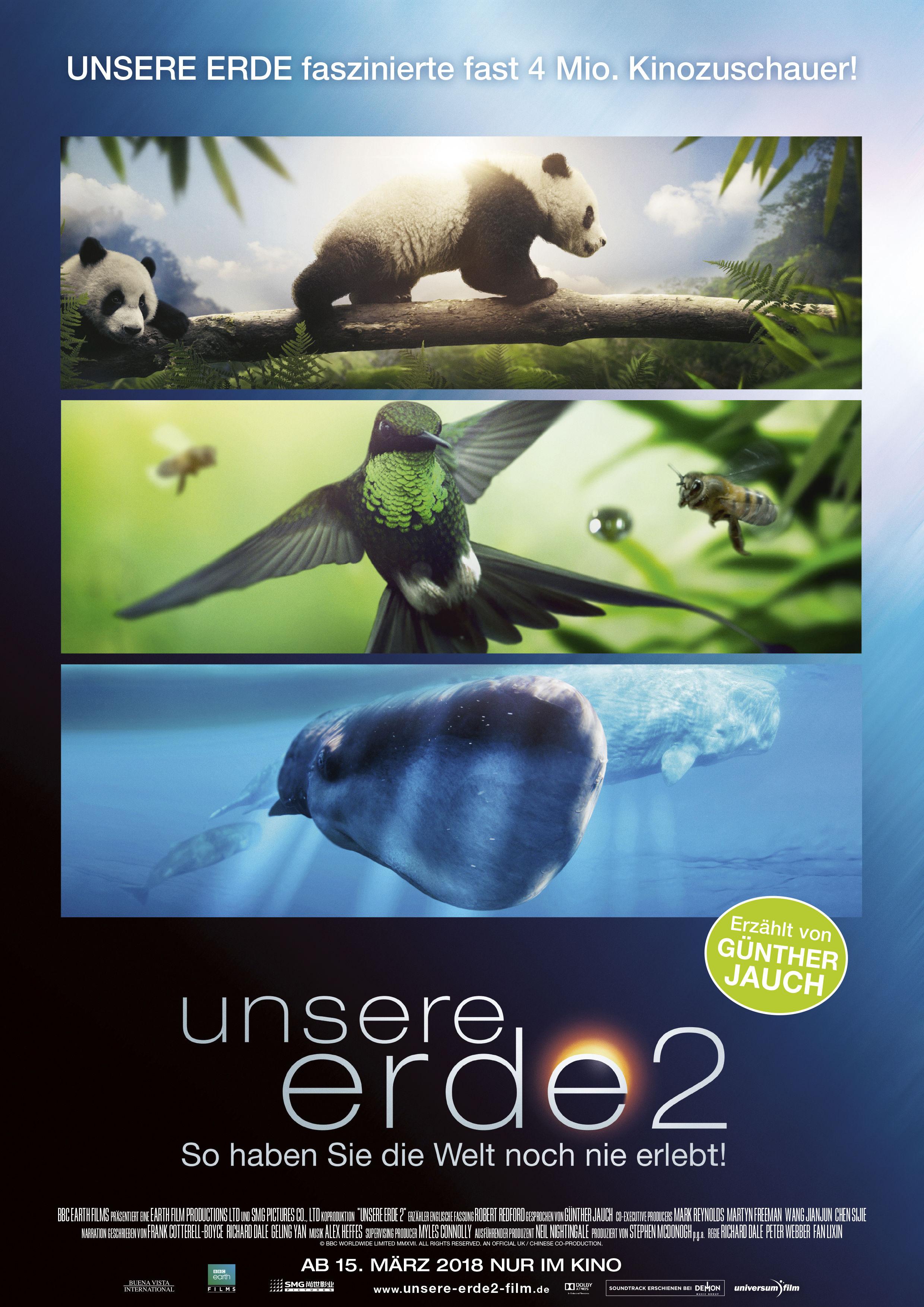 Plakat Unsere Erde 2