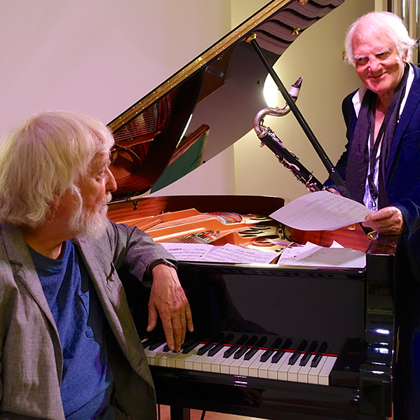 Jazz Bernd Konrad und Paul Schwarz