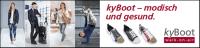 KyBoot - walk on air