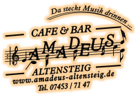 Café & Bar Amadeus - Altensteig
