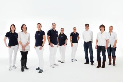 Die SOZO-Mannschaft.