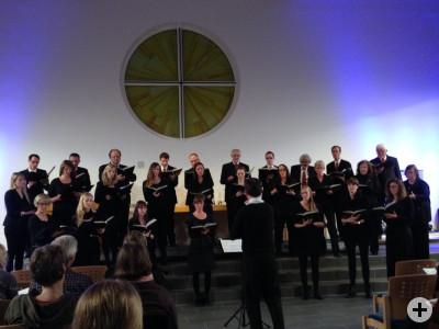 AVE - München, Erlöserkirche - 14.11.2014