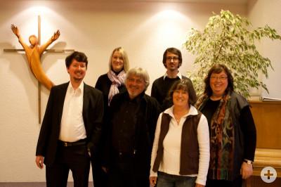 Vorstand der VEMC e.V. 11.2011