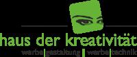 Logo haus der kreativität