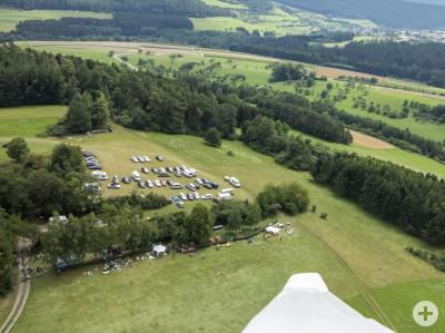 Fluggelände Oberschwandorf