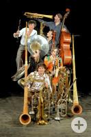 Matthias Schriefl, Six Alps & Jazz
