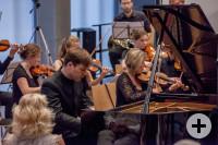 Florian Uhlig und Musiksommerorchester