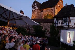 Kino im Schlossgarten