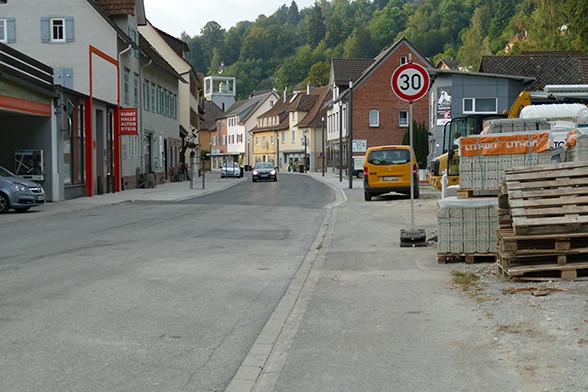 Verkehrsfreigabe für die Poststraße erfolgt