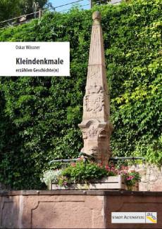 Broschüre Kleindenkmale