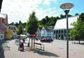 Untere Stadt Marktplatz