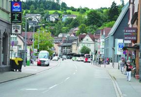 Untere Stadt Altensteig