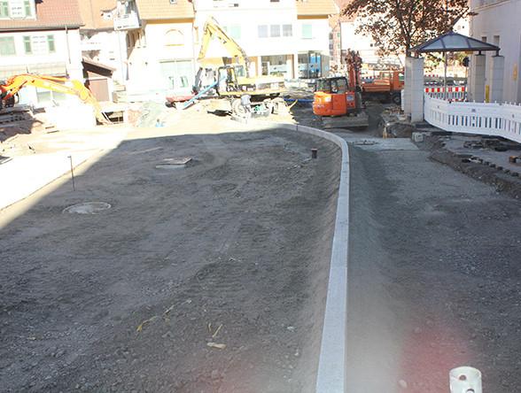 Umbau Postplatz