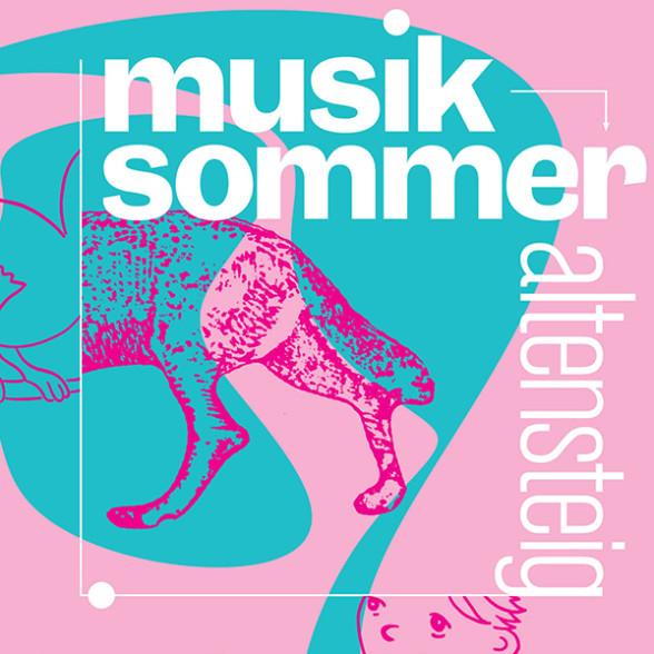 Logo Musiksommer 2019